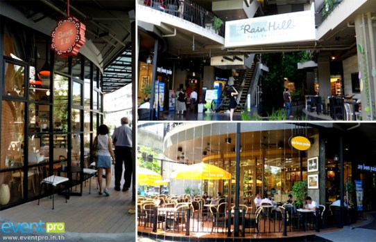 Rain HIill สุขุมวิท 47 Community mall ใจกลางเมือง 21 - community mall