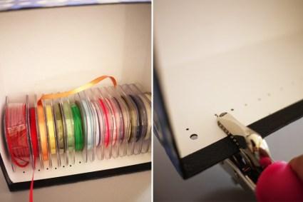 shoebox10 425x283 DIY.กล่องใส่ริบบ้ิน