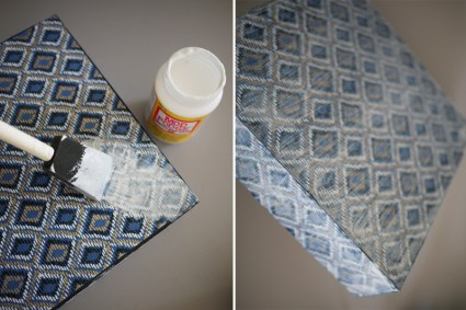 shoebox5 425x283 DIY.กล่องใส่ริบบ้ิน
