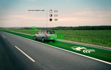 intelligent interactive highway 14 -
