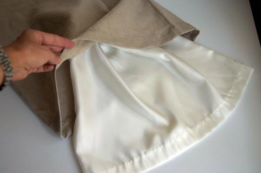 25551115 204606 DIY เสื้อลำลองจากปลอกหมอน 2 ใบ