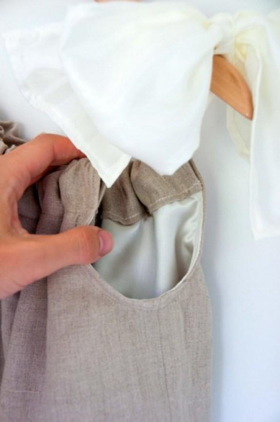 25551115 204817 DIY เสื้อลำลองจากปลอกหมอน 2 ใบ
