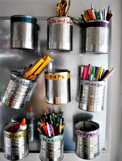 Creative Ways To Reuse Cans 13 - can
