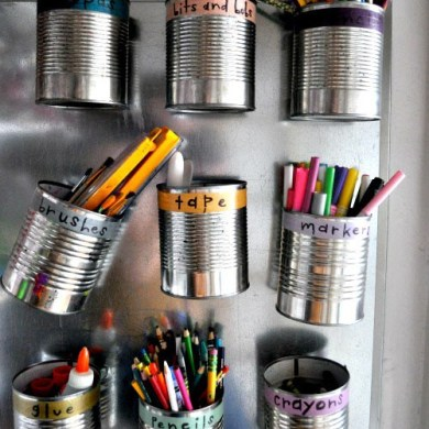 Creative Ways To Reuse Cans 24 - can