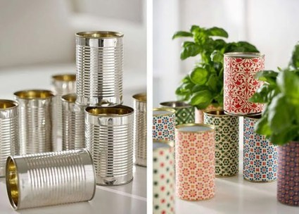 Creative Ways To Reuse Cans 15 - can