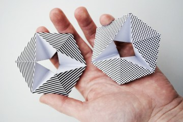 Kaleidocycle,paper toy! 4 - paper product