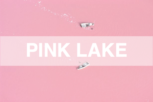Strawberry Milkshake Lake @Retba ทะเลสาบนมเย็น 13 - Lake