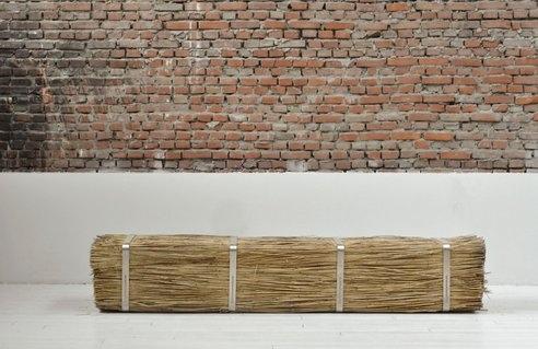 25551210 172255 Reed Benches..ม้านั่งจากต้นอ้อ..ความงามเรียบง่ายเป็นมิตรกับสิ่งแวดล้อม 100%