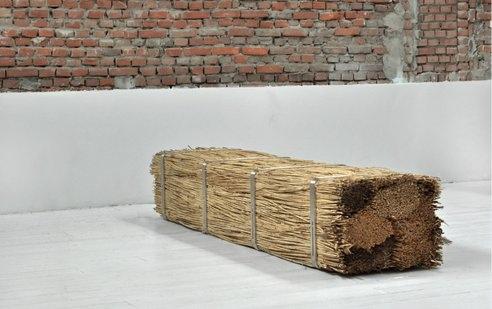 25551210 172307 Reed Benches..ม้านั่งจากต้นอ้อ..ความงามเรียบง่ายเป็นมิตรกับสิ่งแวดล้อม 100%