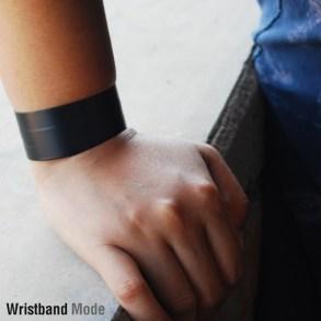 สายรัดข้อมือ เพื่อคนตาพิการ ช่วยแยกแยะชนิดของธนบัตร 24 - Wristband