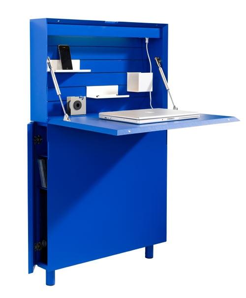 25551213 173014 Flatmate โต๊ะคอมพิวเตอร์ ประหยัดพื้นที่ อย่างแบน