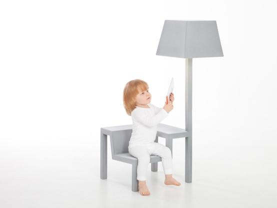 25551229 225938 เก้าอี้ All in One โดย Frederik Roijé
