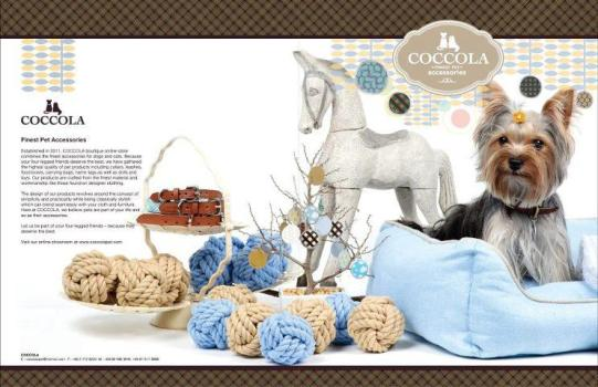 Coccola Pet Boutique แหล่งช็อปปิ้ง เพื่อเอาใจคนรักสัตว์เลี้ยง  14 -