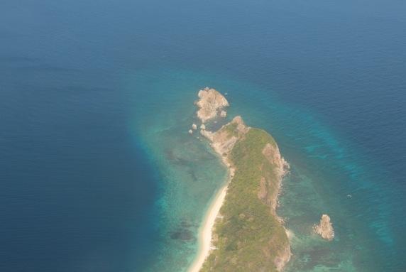 Before Landing Coron Island, Palawan, Philippines (Chapter 1)