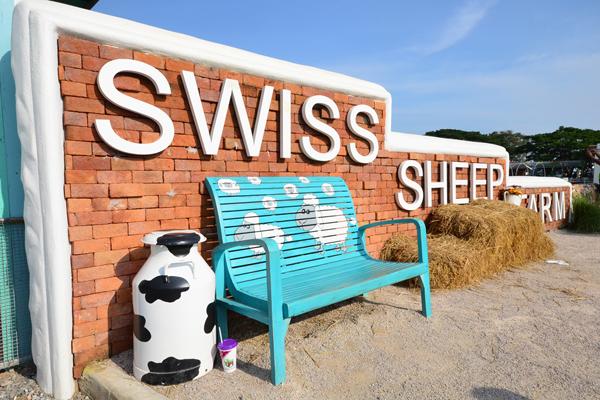 Swiss Sheep Farm 7 Swiss Sheep Farm..ฟาร์มแกะที่ชะอำ