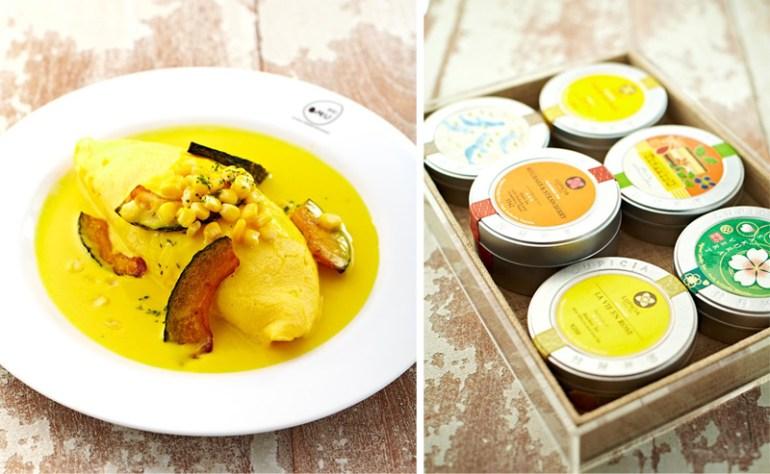 คาเฟ่ข้าวห่อไข่ OMU Japanese Omurice & Cafe' 17 - Omelette+Rice
