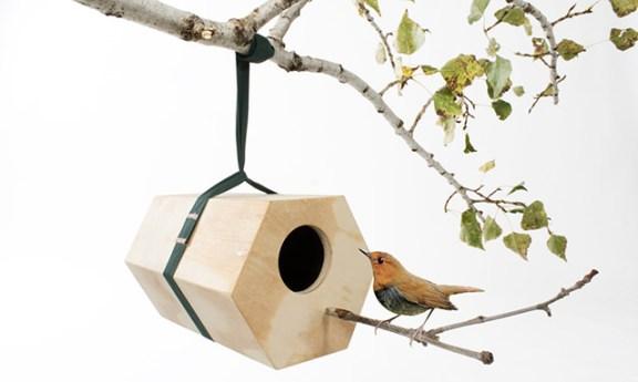 neighbirds nest 2 บ้านนก..โดย Andreu Carulla