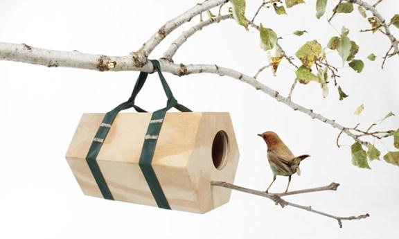 neighbirds nest 3 บ้านนก..โดย Andreu Carulla