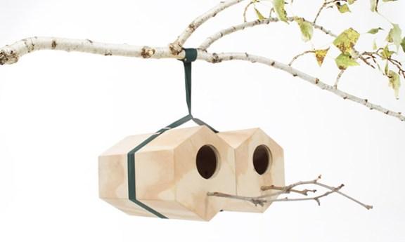 neighbirds nest 4 บ้านนก..โดย Andreu Carulla