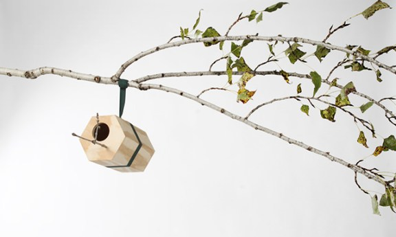 neighbirds nest 5 บ้านนก..โดย Andreu Carulla