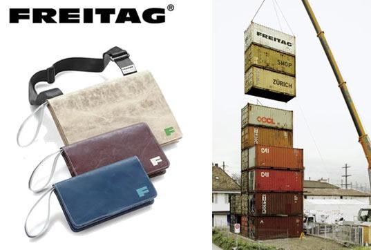 176436692 5ff34e7fb1 o Green Fashion Product FREITAG กระเป๋าที่ทำมาจากผ้าใบคลุมรถบรรทุก