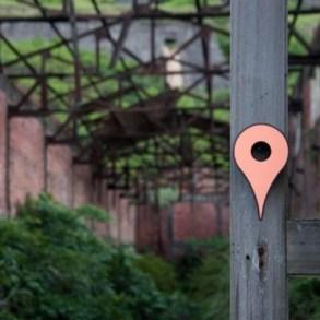 สัญลักษณ์บน Google Map ที่กลายเป็นบ้านนก!! จุดหมายของนกบนโลก Offline 15 - Google