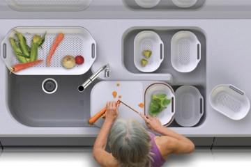 kitchen sink system..ชีวิตง่ายๆเริ่มต้นได้ที่ครัว