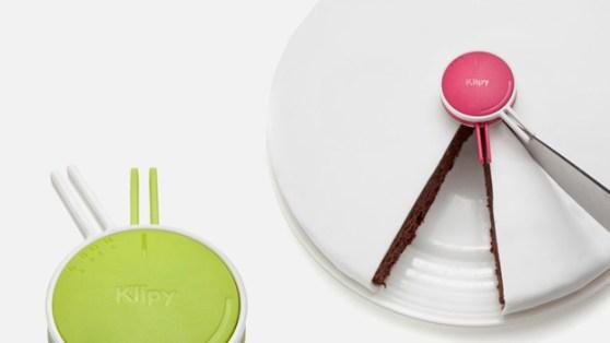 Klipy Cake Divider CAKE DIVIDER By KLIPY แบ่งเค้กไม่ใช่เรื่ิองยาก