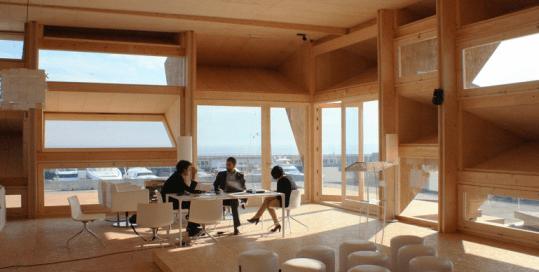 endesa pavilion 14 Green Architect Endesa Solar Pavilion แนวคิด การนำพลังงานแสงอาทิตย์มาใช้กับตัวอาคารได้อย่างชาญฉลาด