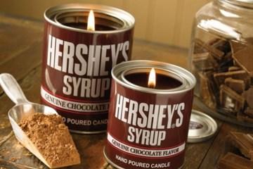 HERSHEY'S Licensed Candles เทียนอโรม่ากลิ่นช็อตโกแลตตระกูล HERSHEY'S 2 - HERSHEY'S