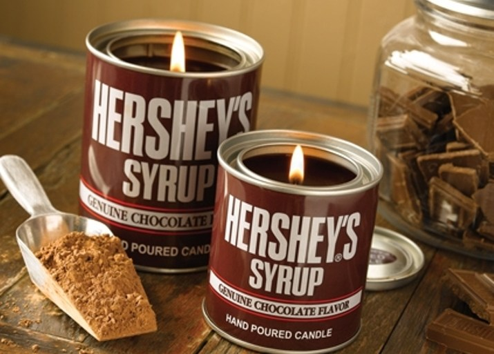 HERSHEY'S Licensed Candles เทียนอโรม่ากลิ่นช็อตโกแลตตระกูล HERSHEY'S 13 - HERSHEY'S