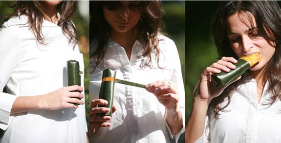 Banana Leaf Packaging บรรจุภัณฑ์จากวัสดุใบตอง 13 - Banana Leaf