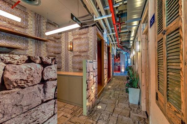 25560207 224727 สำนักงานใหม่ของ Google ในเมืองเทลอาวีฟ อิสราเอล... มันยอดเยี่ยมเกินบรรยาย