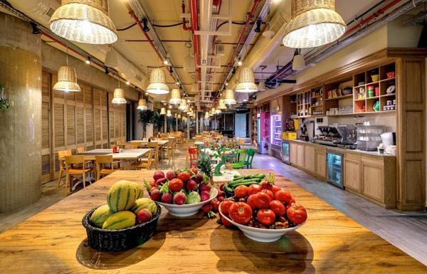 25560207 224832 สำนักงานใหม่ของ Google ในเมืองเทลอาวีฟ อิสราเอล... มันยอดเยี่ยมเกินบรรยาย