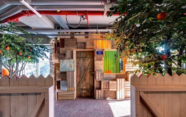 สำนักงานใหม่ของ Google ในเมืองเทลอาวีฟ อิสราเอล... มันยอดเยี่ยมเกินบรรยาย 13 - Office