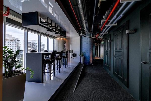 25560207 225106 สำนักงานใหม่ของ Google ในเมืองเทลอาวีฟ อิสราเอล... มันยอดเยี่ยมเกินบรรยาย