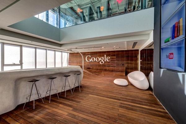 25560207 225112 สำนักงานใหม่ของ Google ในเมืองเทลอาวีฟ อิสราเอล... มันยอดเยี่ยมเกินบรรยาย