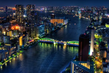 10 เมืองใหญ่ที่ได้รับการจัดอันดับเป็น Smart City ของโลก 13 - Big city
