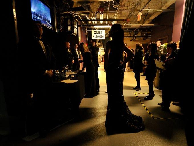 25560225 212143 ชมภาพ Backstage งานประกาศรางวัล ออสการ์