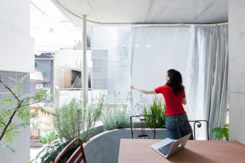53595447 4d0f7b43ed โปร่งได้ใจ House and Garden in Tokyo by Ryue Nishizawa