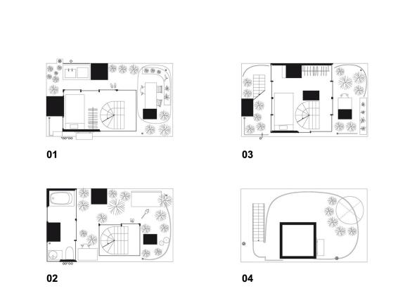 53595465 4f3e8349cf โปร่งได้ใจ House and Garden in Tokyo by Ryue Nishizawa