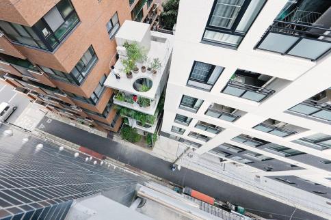 House and Garden by Ryue Nishizawa 2 โปร่งได้ใจ House and Garden in Tokyo by Ryue Nishizawa