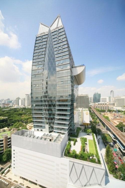 IMG 1032 resize ปาร์คเวนเชอร์ ..อาคารอนุรักษ์พลังงาน รางวัล LEED ระดับสูงสุด  แห่งแรกของไทย