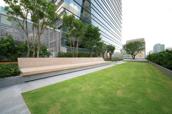 IMG 1238 ปาร์คเวนเชอร์ ..อาคารอนุรักษ์พลังงาน รางวัล LEED ระดับสูงสุด  แห่งแรกของไทย