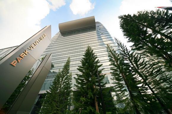 IMG 1309 resize ปาร์คเวนเชอร์ ..อาคารอนุรักษ์พลังงาน รางวัล LEED ระดับสูงสุด แห่งแรกของไทย