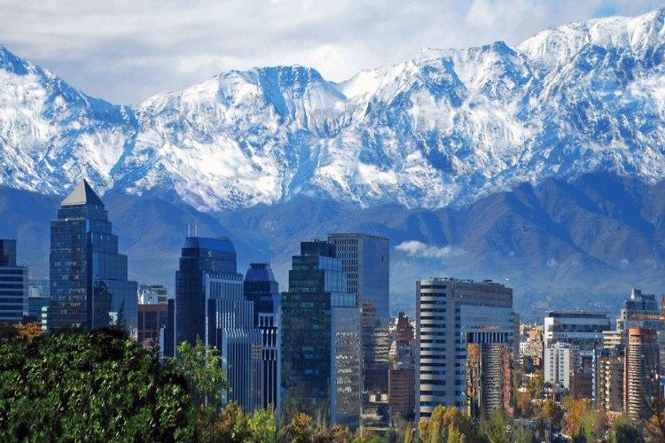 Santiago1 750x500 10 เมืองใหญ่ที่ได้รับการจัดอันดับเป็น Smart City ของโลก