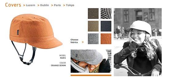 Yakkayio Yakkay หมวกจักรยาน ที่ออกแบบเองได้