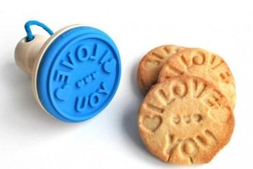 """I Love You"" Cookie Stamper 15 - Cookie"