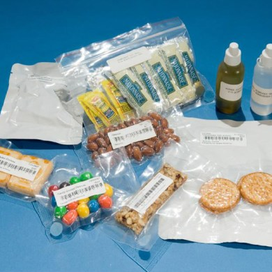 50 years of NASA's Space Food Packaging Documented 16 - apollo