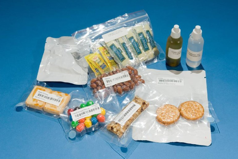 50 years of NASA's Space Food Packaging Documented 19 - Product